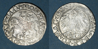 1560 EUROPA Lituanie. Grand Duché. Sigismond III Auguste (1544-1572). ... 12,00 EUR  zzgl. 8,00 EUR Versand