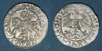 1560 EUROPA Lituanie. Grand Duché. Sigismond III Auguste (1544-1572). ... 20,00 EUR  zzgl. 8,00 EUR Versand