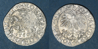 1560 EUROPA Lituanie. Grand Duché. Sigismond III Auguste (1544-1572). ... 28,00 EUR  zzgl. 8,00 EUR Versand