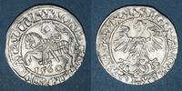 1560 EUROPA Lituanie. Grand Duché. Sigismond III Auguste (1544-1572). ... 55,00 EUR  zzgl. 8,00 EUR Versand