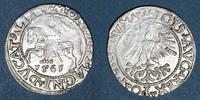 1561 EUROPA Lituanie. Grand Duché. Sigismond III Auguste (1544-1572). ... 12,00 EUR  zzgl. 8,00 EUR Versand