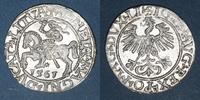 1561 EUROPA Lituanie. Grand Duché. Sigismond III Auguste (1544-1572). ... 58,00 EUR  zzgl. 8,00 EUR Versand