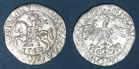 1562 EUROPA Lituanie. Grand Duché. Sigismond III Auguste (1544-1572). ... 25,00 EUR  zzgl. 8,00 EUR Versand