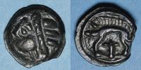 KELTISCHE MÜNZEN Leuques (région de Toul) (2e moitié du 1er siècle av... 200,00 EUR  zzgl. 8,00 EUR Versand