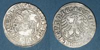 1510 EUROPA Lituanie. Grand Duché. Sigismond II le Vieux (1506-1544). ... 30,00 EUR  zzgl. 8,00 EUR Versand