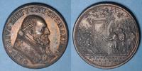 1575 MEDAILLEN Vatican. Grégoire XIII. Ouverture de la Porte Sainte. 1... 125,00 EUR  zzgl. 8,00 EUR Versand