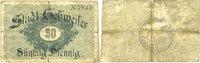 1917 FRANZÖSISCHE NOTSCHEINE Guebwiller (68). Billet. 50 pf (1917), sa... 5,00 EUR  zzgl. 8,00 EUR Versand