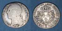 1766 R FRANZÖSISCHE KÖNIGLICHE MÜNZEN Louis XV (1715-1774). 1/10 écu a... 40,00 EUR  zzgl. 8,00 EUR Versand