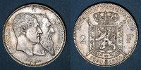 1880 EUROPA Belgique. Léopold II (1865-1909). 2 francs 1880. 'Type du ... 230,00 EUR