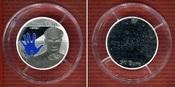 50 Euro Silbermünze 2012 Frankreich Yves K...