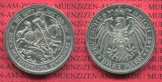 Preußen Königreich Prussia Kingdom 3 Mark ...