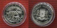 100 Schilling 1 Unze Silber 2007 Somalia Somalia 100 Shillings 2007 Ele... 89,00 EUR80,00 EUR  zzgl. 4,20 EUR Versand