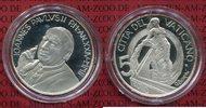 5 Euro Silber Gedenkmünze 2002 Vatikan, Vatican Vatikan 5 Euro 2002 Joh... 119,00 EUR