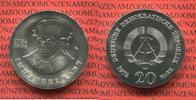 20 Mark DDR Silbermünze 1974 DDR, GDR Eastern Germany DDR 20 Mark 1974 ... 39,00 EUR  zzgl. 4,20 EUR Versand