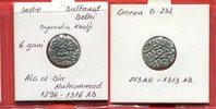 6 Garni Dynastie Khalji Indien India Dehli Indien Sultanat Dehli 6 Garn... 39,00 EUR  zzgl. 4,20 EUR Versand