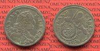 1/2 Gulden bzw. 30 Kreuzer 1734 Bayern Wittelsbach Bayern Wittelsbach 1... 90,00 EUR  zzgl. 4,20 EUR Versand