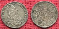 Taler 1690 Sachsen Albertinische Linie August der Starke Wappentaler 17... 7500,00 EUR kostenloser Versand