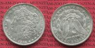 1 Dollar 1904 O USA Morgan Typ Philadelphia f.stgl. übl. Kontaktmarken ... 55,00 EUR  zzgl. 4,20 EUR Versand