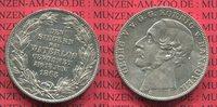 Vereinstaler 1865 Hannover Waterloo  Georg V.  50 Jahrfeier vz  145,00 EUR  zzgl. 4,20 EUR Versand