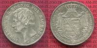 2 Taler, Doppeltaler 1855 F Sachsen Albertinischche Linie Königreich,  ... 299,00 EUR  zzgl. 4,20 EUR Versand