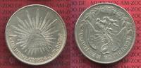 1 Peso Silbermünze 1898 Cn AM Mexiko Peso Culiacan vz  85,00 EUR  zzgl. 4,20 EUR Versand