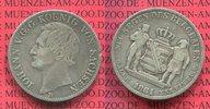 Ausbeute Vereinstaler 1861 B Sachsen Albertinische Linie Königreich Seg... 60,00 EUR  zzgl. 4,20 EUR Versand