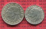 III. Reich 2 und 5 Reichsmark 450. Geburtstag von Martin Luther Two Coins Set