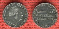 1 Taler Vereinstaler Ausbeute 1857 Preußen Vereinstaler Ausbeutetaler F... 75,00 EUR  zzgl. 4,20 EUR Versand