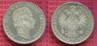 2 Gulden 1865 A Österreich, Kaiserreich 2 ...