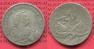 Taler Reichsthaler 1750 A Brandenburg Preußen Königreich Friedrich II. ... 175,00 EUR  zzgl. 4,20 EUR Versand