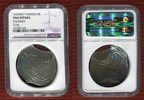 8 Reales Silbermünze 1653 Mexico, Mexiko u...