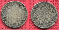 3 Brüder Taler 1593 Sachsen Albertinische Linie Albertinische Linie Chr... 195,00 EUR  zzgl. 4,20 EUR Versand