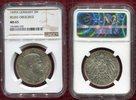 3 Mark Silber Kursmünze 1909 Reuß Ältere Linie Obergreiz Heinrich XXIV.... 1175,00 EUR kostenloser Versand