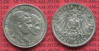 3 Mark Silbermünze 1915 Braunschweig Mit Lüneburg Hochzeit Brunswick f.... 275,00 EUR  zzgl. 4,20 EUR Versand