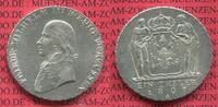1 Taler 1807 A Preußen Königreich Wilhelm Wilhelm III.  Bein fehlt Präg... 850,00 EUR kostenloser Versand