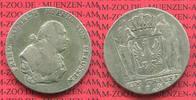 Taler  Silber 1796 A Brandenburg Preußen Berlin Friedrich Wilhelm II. W... 145,00 EUR  zzgl. 4,20 EUR Versand