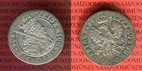 18 Gröscher Silber 1698 SD Brandenburg Preußen Friedrich III. Königsber... 49,00 EUR  zzgl. 4,20 EUR Versand