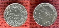 1 Gulden 1841 Württemberg Wilhelm König von Württemberg ss-vz leicht be... 39,00 EUR  zzgl. 4,20 EUR Versand