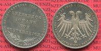 Doppelgulden 2  Gulden 1848 Frankfurt Erzherzog Johann Reichsverweser s... 79,00 EUR  zzgl. 4,20 EUR Versand