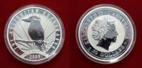 30 Dollar 1 Kilo Silbermünze 2009 Australi...