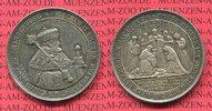 Silber Medaille 1839 Preußen Berlin 300 J. 1. Evangelische Communion Sp... 220,00 EUR  zzgl. 4,20 EUR Versand