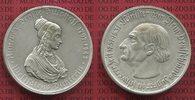 Zwittermedaille o.J. Westfalen Inflation (...