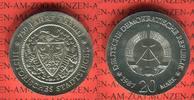 20 Mark Silbergedenkmünze 1987 DDR Silberg...