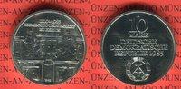 10 Mark Silbergedenkmünze 1985 DDR Silberg...