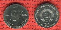 20 Mark Silbergedenkmünze 1976 DDR Gedenkmünze 150. Geburtstag Wilhelm ... 45,00 EUR  zzgl. 4,20 EUR Versand