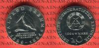 10 Mark Silbergedenkmünze 1984 DDR Gedenkmünze 100. Todestag Alfred Bre... 59,00 EUR  zzgl. 4,20 EUR Versand