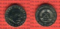 5 Mark 1979 DDR Gedenkmünze 100. Geburtstag Albert Einstein prägefrisch... 39,00 EUR  zzgl. 4,20 EUR Versand
