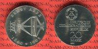 20 Mark Silbergedenkmünze 1980 DDR Gedenkmünze 75. Todestag Ernst Abbe ... 49,00 EUR  zzgl. 4,20 EUR Versand