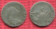 Taler Reichstaler 1785 A Brandenburg Preußen Friedrich II. 'der Große' ... 150,00 EUR  zzgl. 4,20 EUR Versand