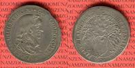 1 Gulden bzw. 60 Kreuzer 1662 Pfalz Karl Ludwig fast vz Kratzer, Schröt... 375,00 EUR kostenloser Versand